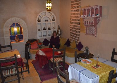 In der Kasbah Mohayout in Merzouga